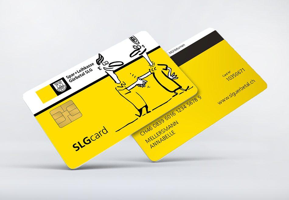 Spar+Leihkasse Gürbetal SLG
