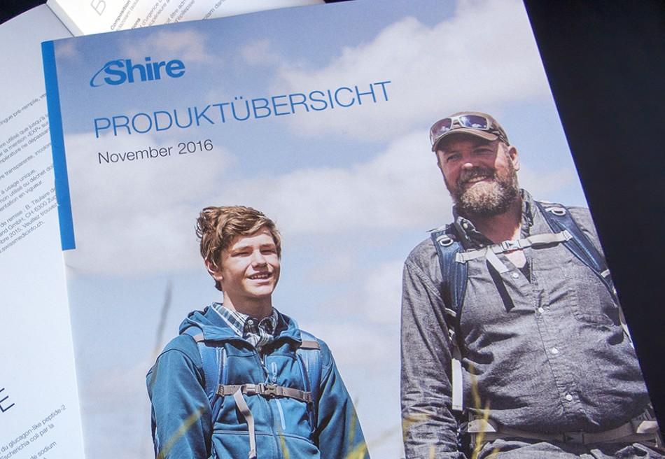 Shire Switzerland GmbH